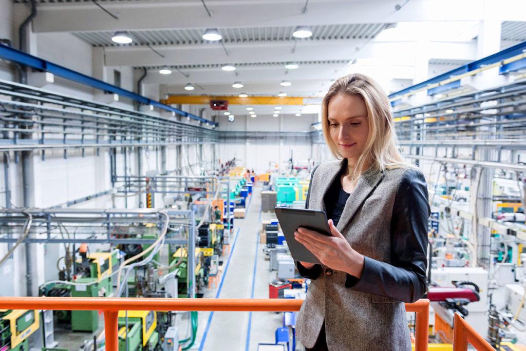 Supply Chain et industrie