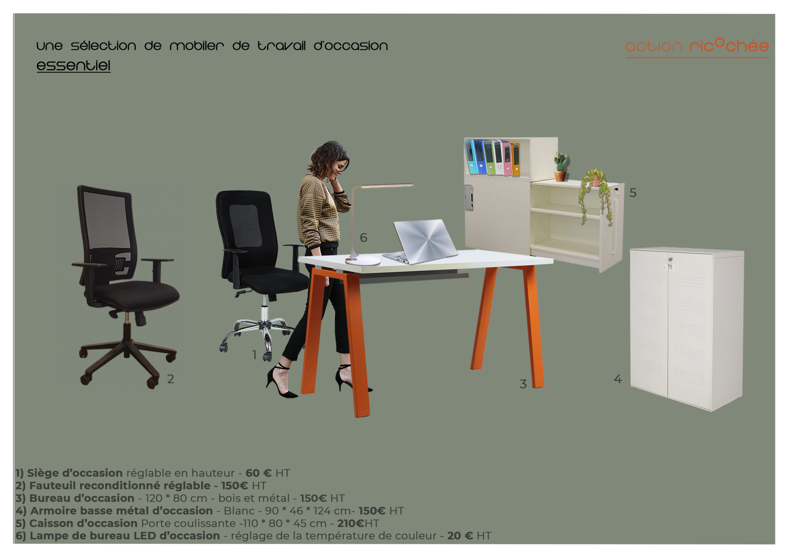 mobilier durable occasion